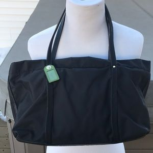 Kate Spade ♠️ black tote in great condition